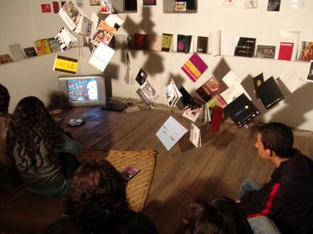 Arte Itinerante Latinoamérica - Marilia Palmeira