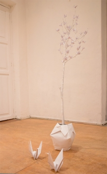 Imagiro: Universo Blanco - Mango Violeta
