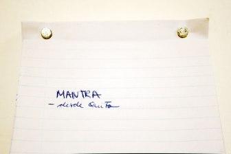 Mantra - Camila Valones
