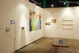 No Lugar Barrio Joven arteBA 2014 Booth BJ3