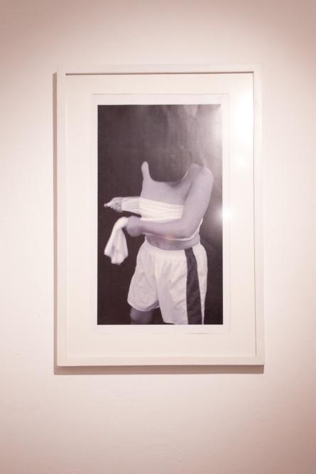 """""""Tras la cortina"""" - Vanessa Morocho"""