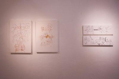 Hilo de mi Sangre, Cartografía - Roberto Vega