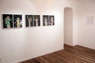 Vinculación, Destrucción, Regeneración - Andrea González