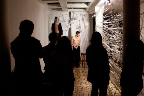 Gotera - Autor: Tián Sanchez - Intervienen: Charlie Bernal + Jenny Flores