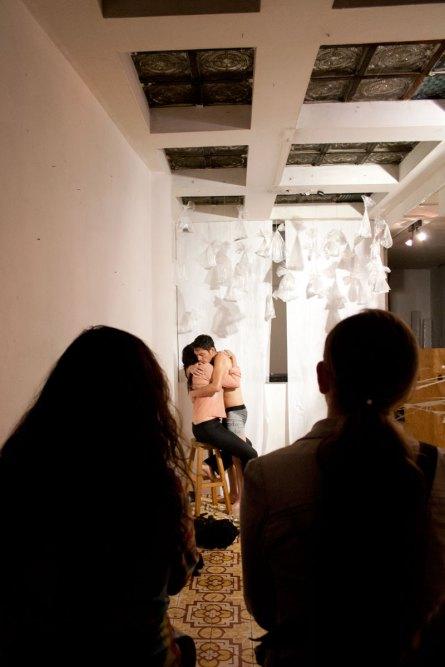 Gotera - Autor: Tián Sánchez - Intervienen: Charlie Bernal + Jenny Flores