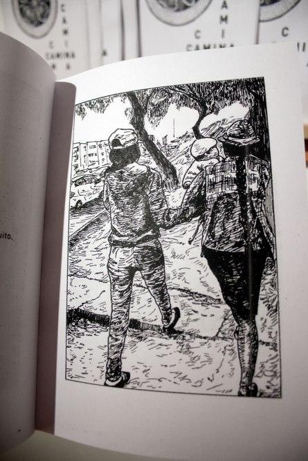 Camina, camina, camina - Ana María Contreras