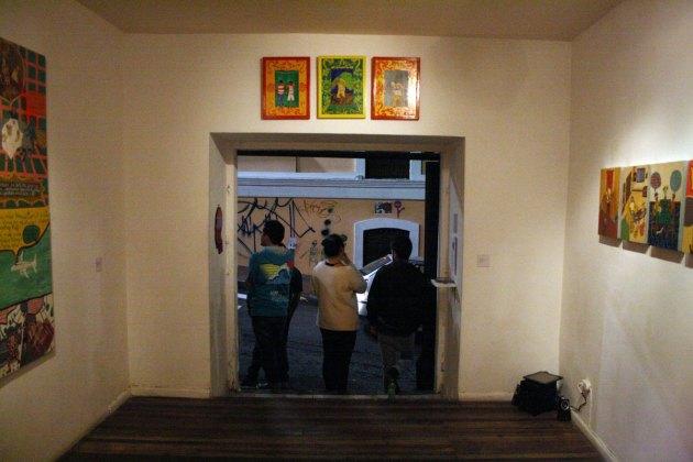Inauguración Objetos Chendo - El Oficio de Vivir