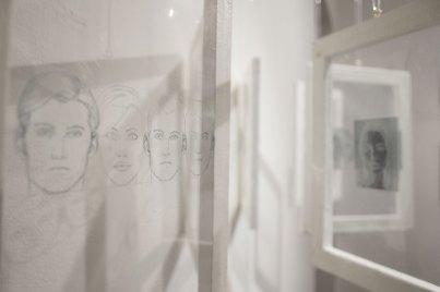 Como dibujar un rostro en X pasos - Johanna Villavicencio