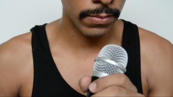 Sin título (de la serie Himnos) - Carlos Vargas