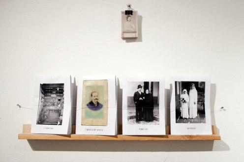 El porvenir / Tarjeta de visita / Parejas / Retrato - Julieta Pestarino