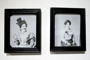 Serie retrato de persona no identificada - Julieta Pestarino