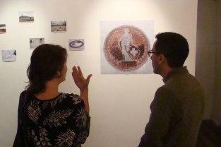 Inauguración Estudio Abierto - Acaymo S. Cuesta y Luna Bengoechea