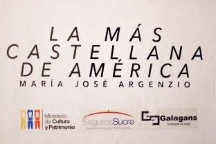 La Más Castellana De América - María José Argenzio