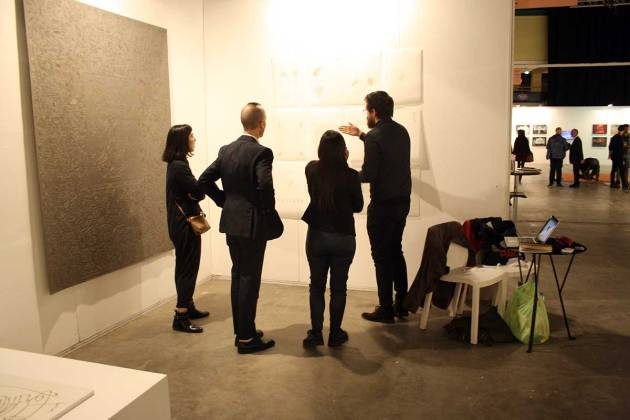 No Lugar en arteBA 2015 - Booth BJ6