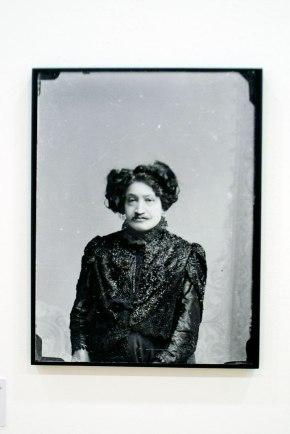 Retrato de persona no identificada - Julieta Pestarino