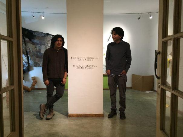Apertura - Pablo Andino y Leandro Pesantes