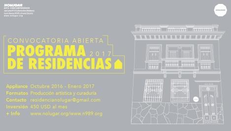 residencias2017-esp