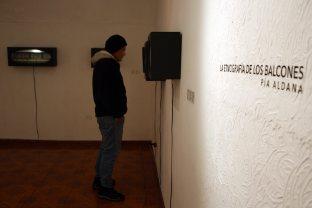 Inauguración La Etnografía de los Balcones