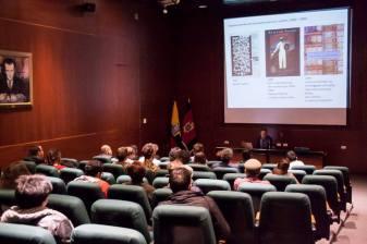 Conferencia Estrategias en Uso en el CCM - Quito