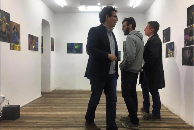 Inauguración Ataqueridas - Pato Hebert