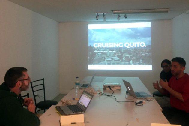 Charla con los participantes de Queer City Quito