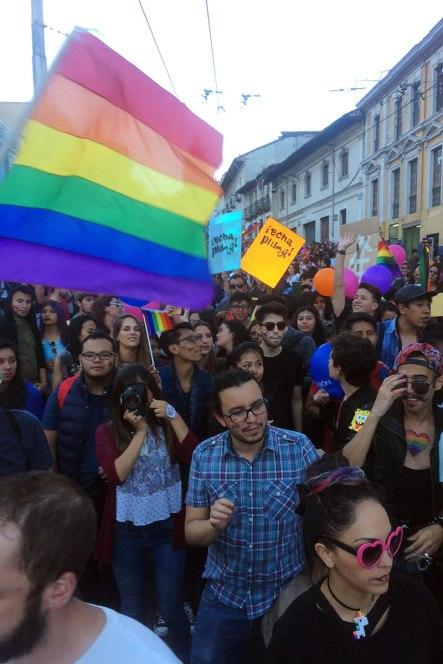 Marcha Orgullo LGBTIQ+ 2017