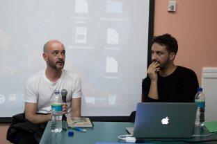 Sebastián Vidal Mackinson y Sandino Scheidegger