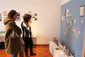 Visita al taller de Paula Arias