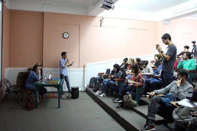 Segundo día del seminario 'Estrategias en Uso'