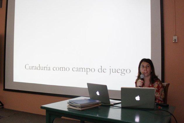 Ximena Gama en Estrategias en Uso