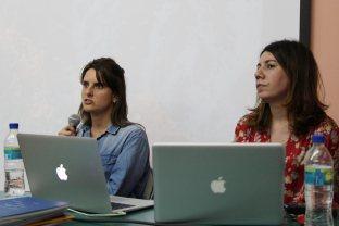 Florencia Portocarrero y Ximena Gama