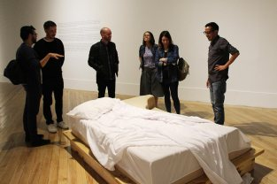Visita al Centro de Arte Contemporáneo de Quito