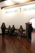 Visita al Centro Cultural Metropolitano