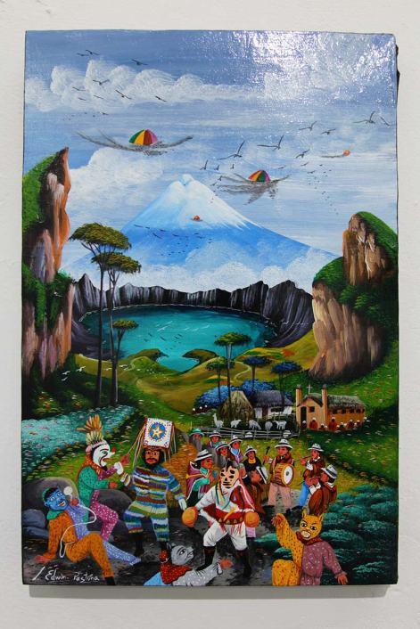 Antropología especulativa - Diego Vites