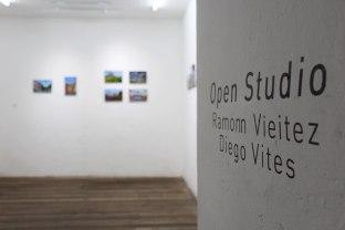 Open Studio Ramonn Vieitez & Diego Vites