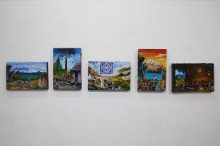 Historiografía Tigua: serie artistas - Diego Vites