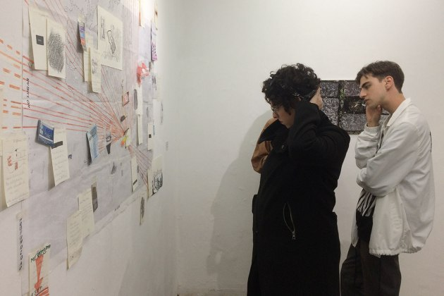 Inauguración Open Studio - Perla Ramos & Andrea Martínez