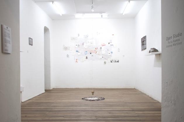 Open Studio - Perla Ramos & Andrea Martínez