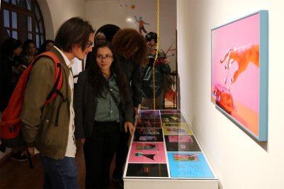 Inauguración 'Technolapse' - Fernanda Bertero