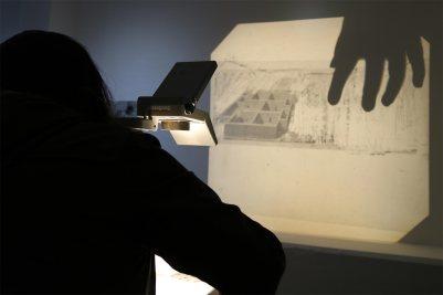 Inauguración 'Contenidos & Contenedores' - Karina Cortez