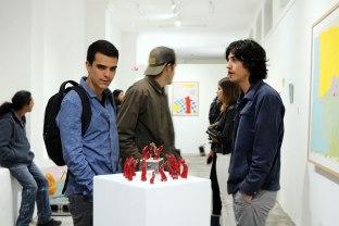 Inauguración 'Existencias Relativas' - Fernanda Murray