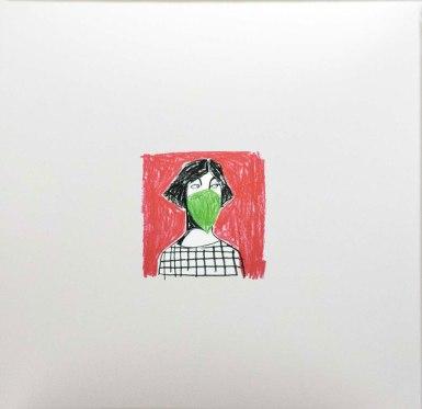ST | Sofia Acosta (La Suerte) | Ilustración manual, impresión fotográfica | 2019 | 60 USD (sin marco)