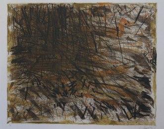 Sin título | Jenny Jaramillo | Aguafuerte | 71 x 60 cm | P/A | 1990 | 400 USD (Sin marco)