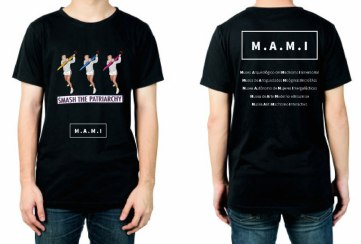 ST | Tatiana Avendaño y Proyecto M.A.M.I. | Camiseta estampada | Diversos modelos y tallas S M L | 2017 - presente | 45 USD