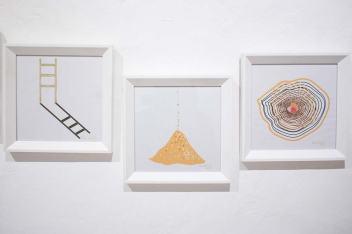 ST (Acto íntimo) | Paula Arias | Ilustración digital, impresión | 20x20 cm | Ed. 1/5 | 2020 | 70 USD c/u