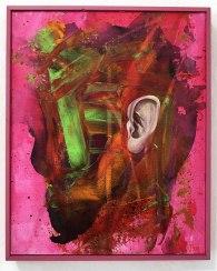 ST | Teo Monsalve | Mixta sobre lienzo | 21x15 cm | 2017 | 200 USD